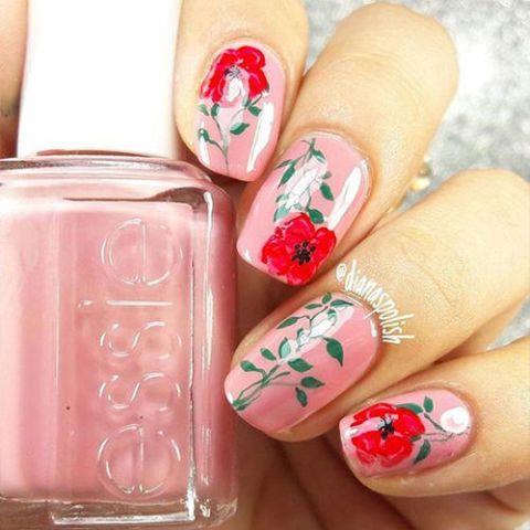 10 best valentines day nail ideas for 2019  valentine's