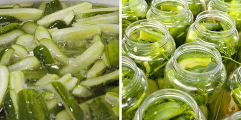 The Real Dill factory in Denver makes delicious pickles