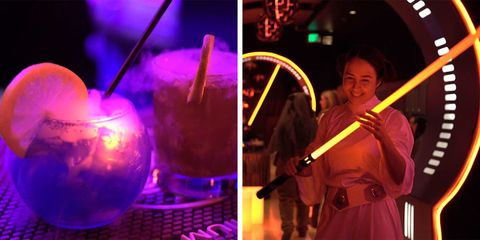The Darkside Bar is for Star Wars fans in LA, NYC, and Washington, DC