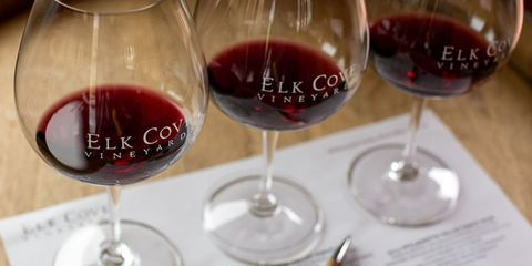 Elk Cove Vineyards — Gaston