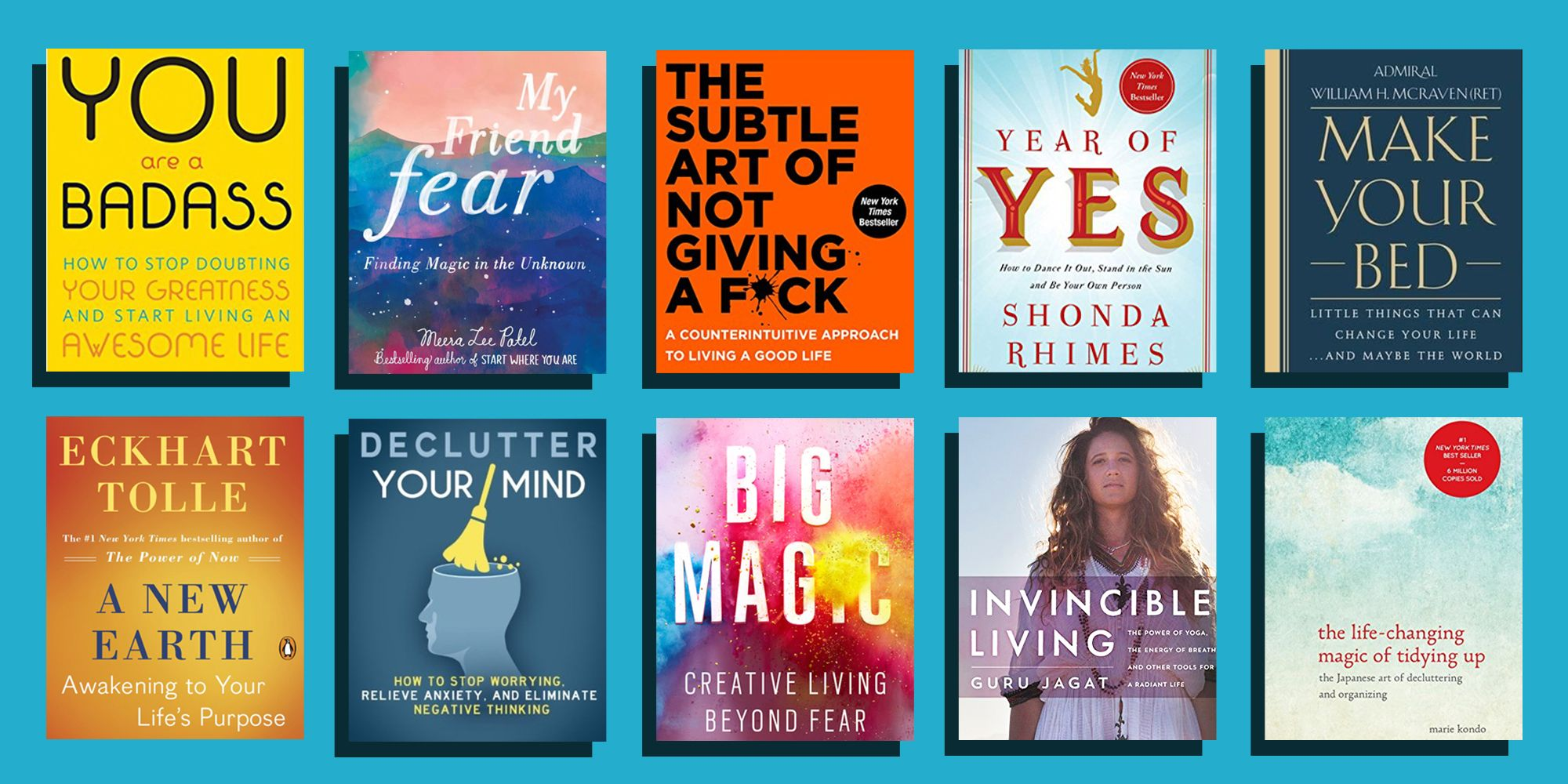 15 Best Motivational Books To Read In 2018