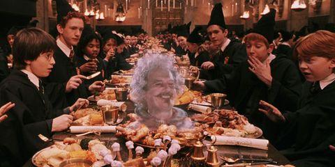 Harry potter valentine's day