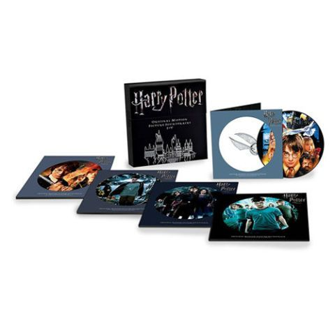 Harry Potter vinyl set