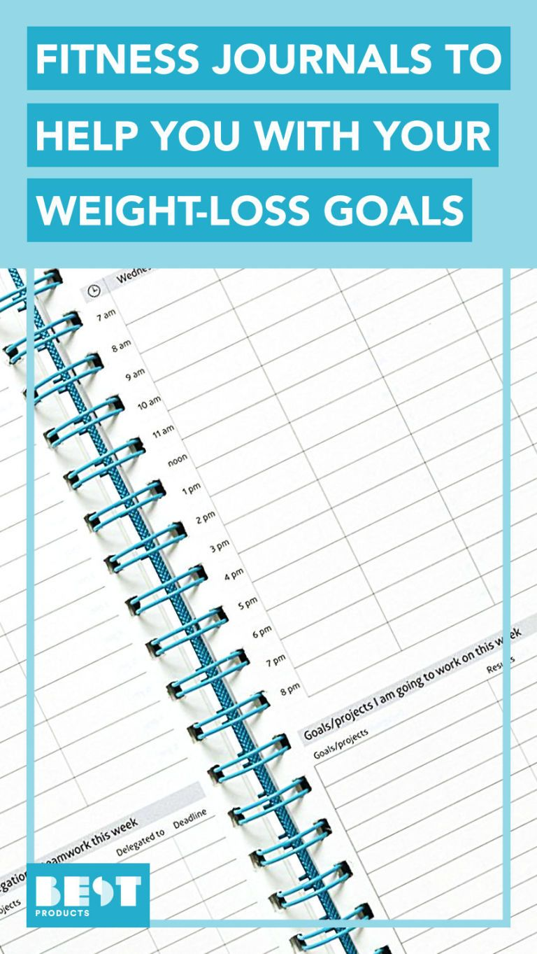12 Best Fitness Journals for 2018 - Top Workout Logs for ...