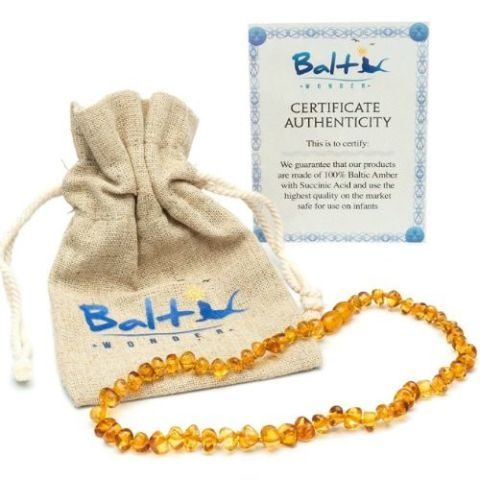 Baltic Amber Teething Remedy