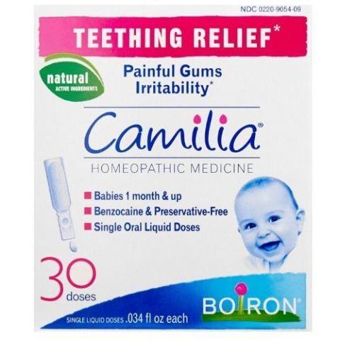 Camila Teething Relief