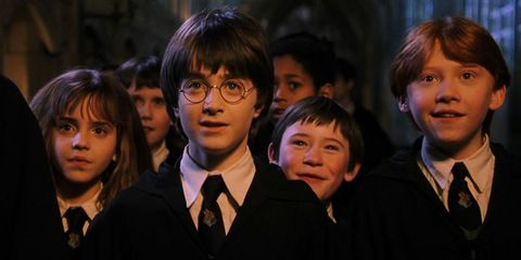 Harry Potter a History of Magic Exhibit