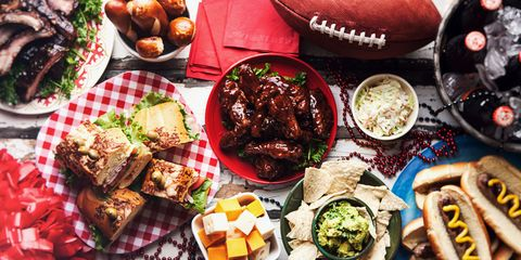 30 Best Super Bowl Party Decorations For 2018 Superbowl Party