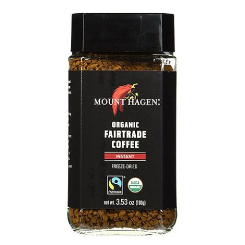 Mount Hagen Organic Fair Trade Instant Coffee