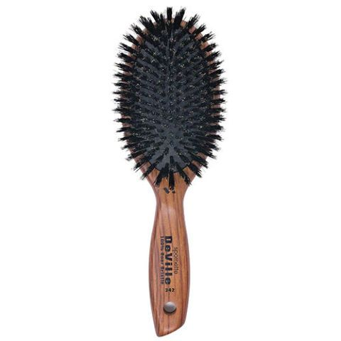 Spornette DeVille Cushion Oval Boar Bristle Brush