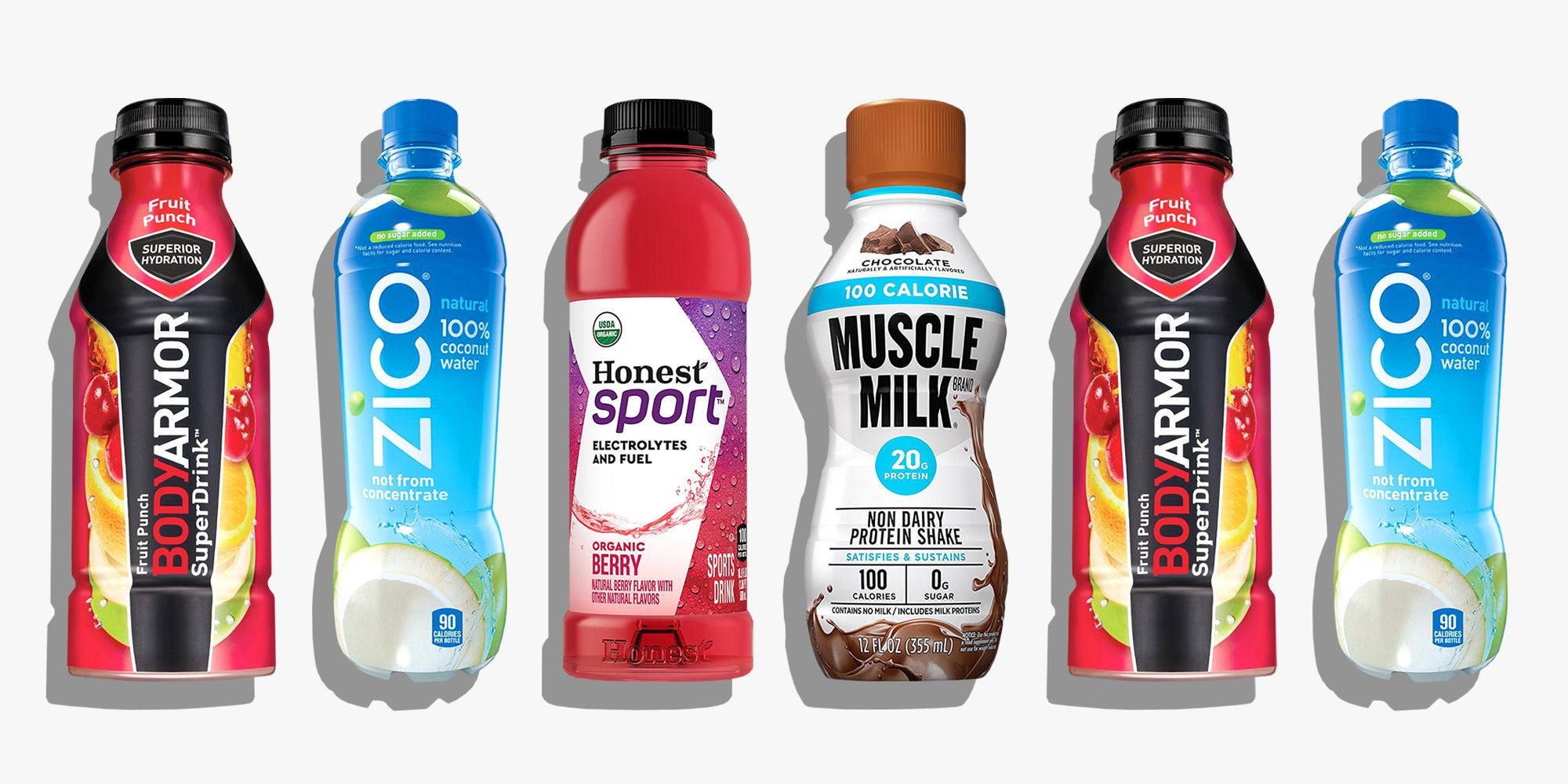 Why drink sports drinks