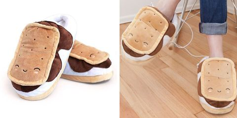 S'more Slippers