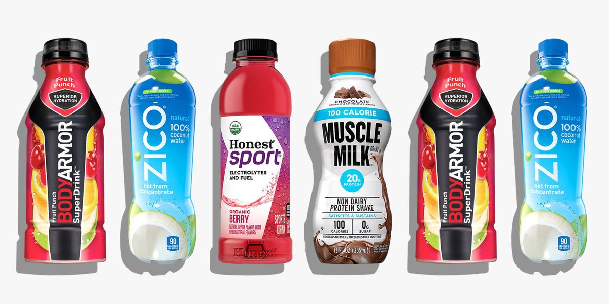 13 Best Sports Drinks Of 2018 Healthy Sports Drinks For