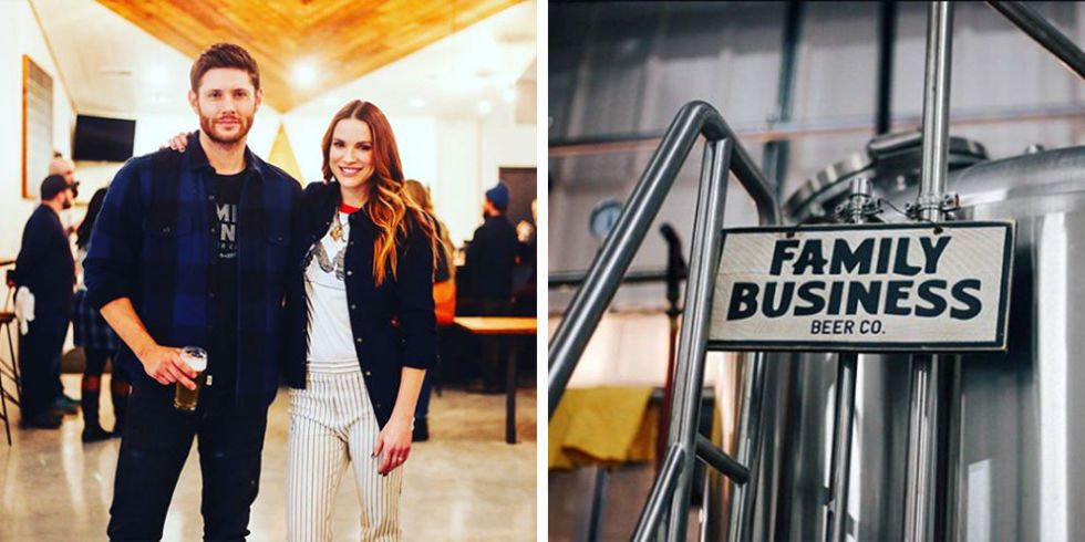 'Supernatural' Star Opens Brewery with 'Duck Dynasty ...