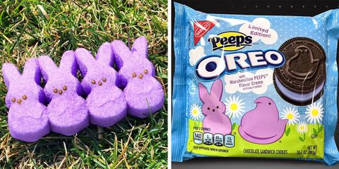 Peeps Oreos are back and different from last year