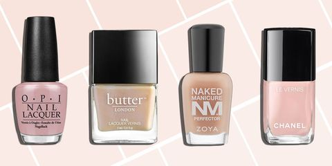 10 Best Nude Nail Polish Colors in 2018 - Natural Nude Nail Polish ...