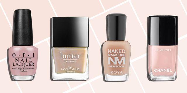 883248581ba233 10 Best Nude Nail Polish Colors in 2018 - Natural Nude Nail Polish We Love