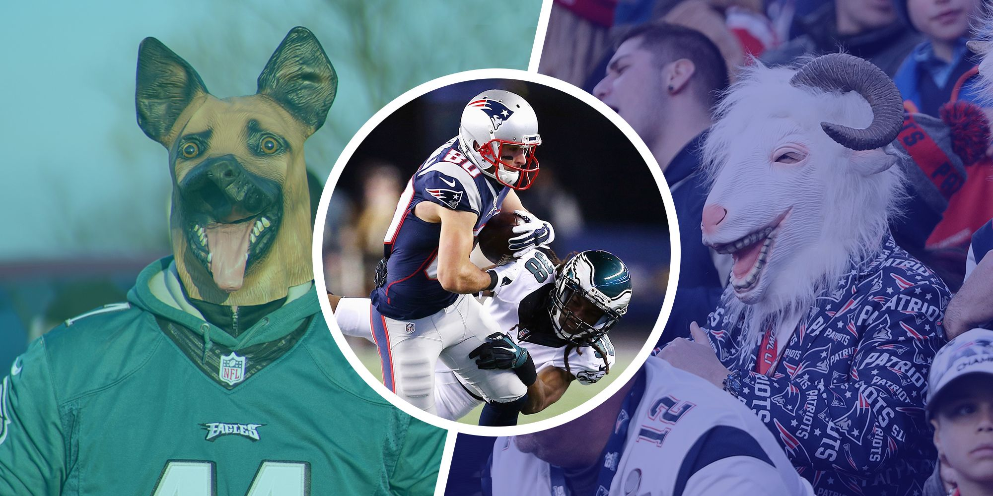 meet 92f7b b7259 Best Super Bowl 2018 Gear for Eagles & Patriots Fans - Super ...