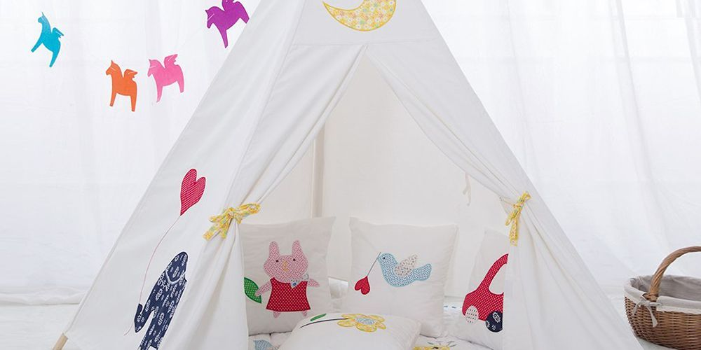 9 Best Kids Teepee Tents of 2018 - Totally Cool Play Teepees for Kids