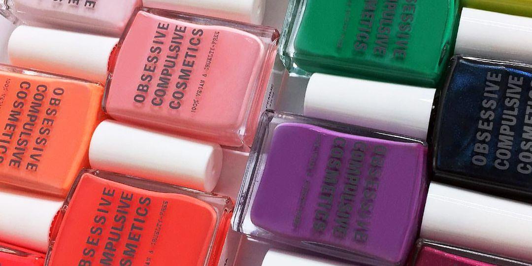 Nail Polish Manufacturers Private Label Australia