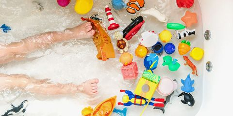 Best Bathtub Toys For One Year Old