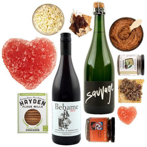 Date Night Gift Basket by Mouth.com