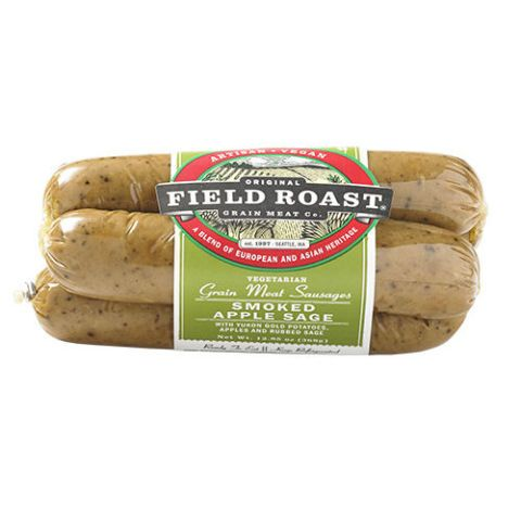 Field Roast's Smoked Apple Sage Sausage