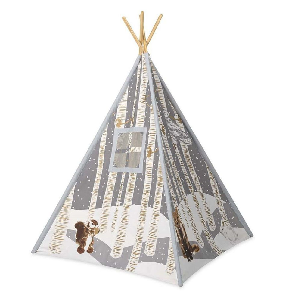 Pacific Play Tents Woodland Teepee Tent  sc 1 st  BestProducts.com & 10 Best Kids Teepee Tents of 2018 - Totally Cool Play Teepees for Kids