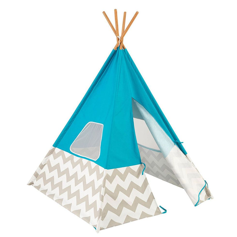 Kidkraft kids play teepee tent  sc 1 st  BestProducts.com & 10 Best Kids Teepee Tents of 2018 - Totally Cool Play Teepees for Kids