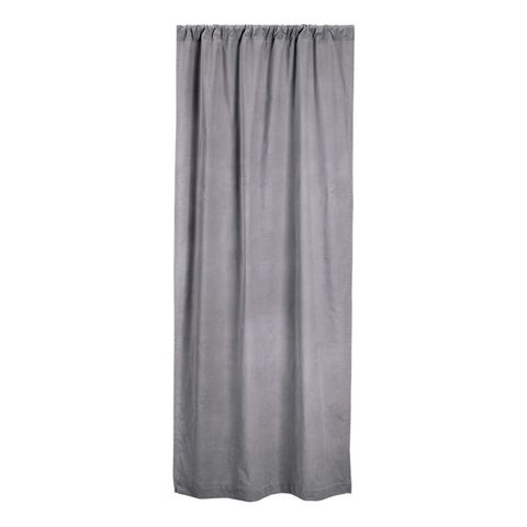 H&M Home Velvet Curtain Panel
