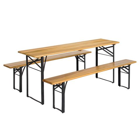 Best Wooden Picnic Tables In Every Shape And Size Outdoor Wooden - Best wood for picnic table