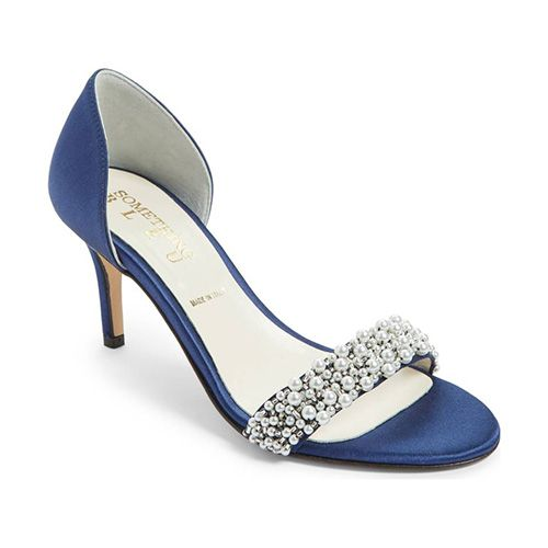 e85f48532ec 12 Best Blue Wedding Shoes for Brides - Blue Bridal Shoes for Your Wedding