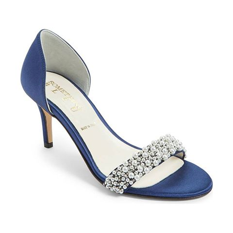 b2ad728959ee 12 Best Blue Wedding Shoes for Brides - Blue Bridal Shoes for Your ...