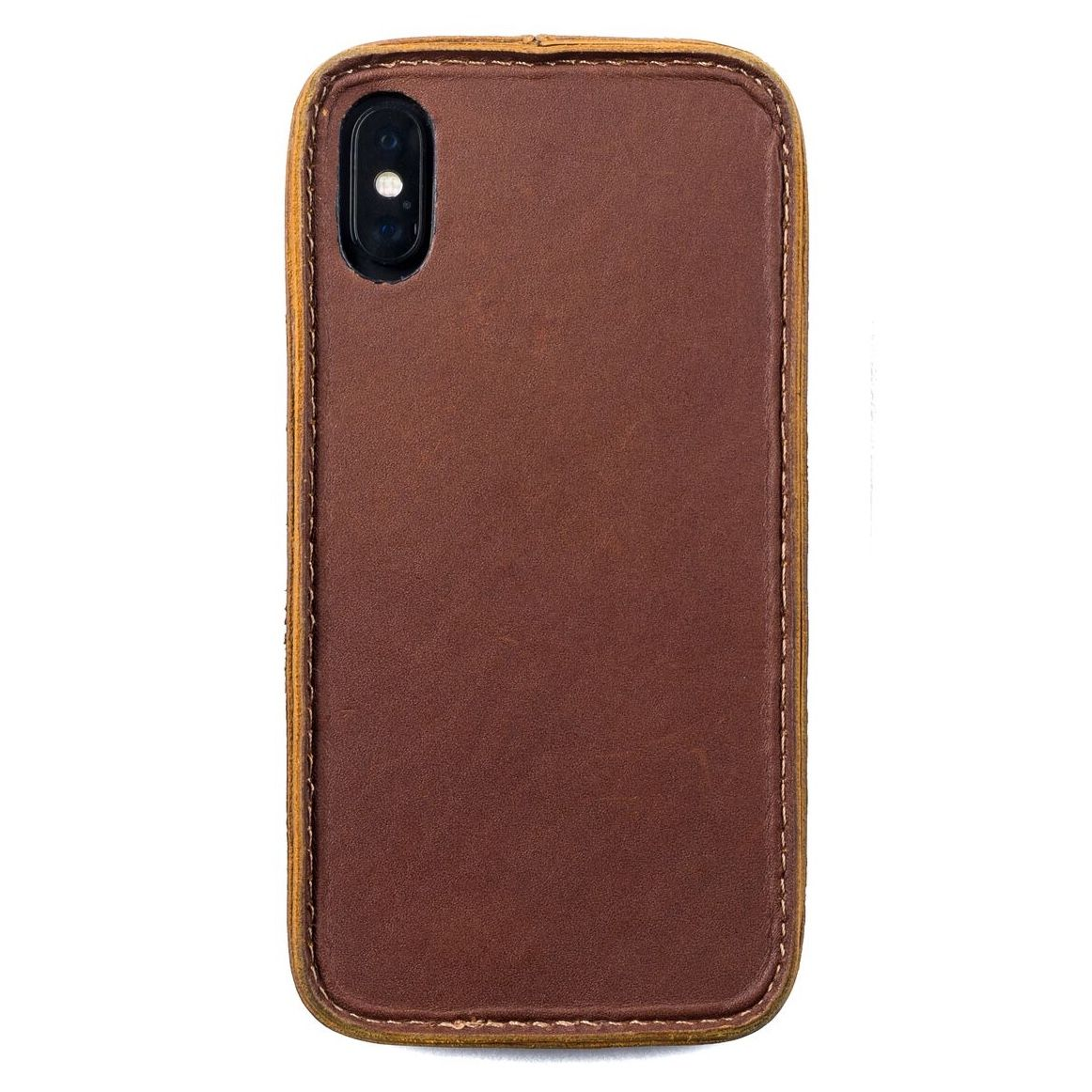 Pad & Quill Traveler Leather Bumper Case