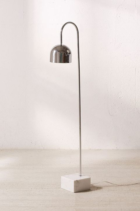 Urban Outfitters Maverick Marble Floor Lamp