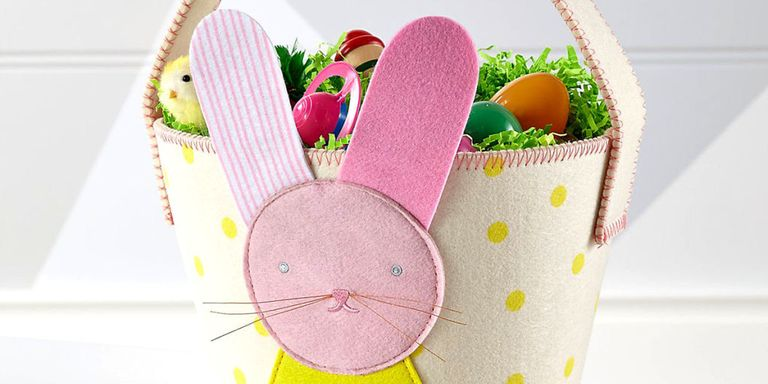 15 best easter baskets bags for 2018 cute easter baskets for kids easter baskets negle Images