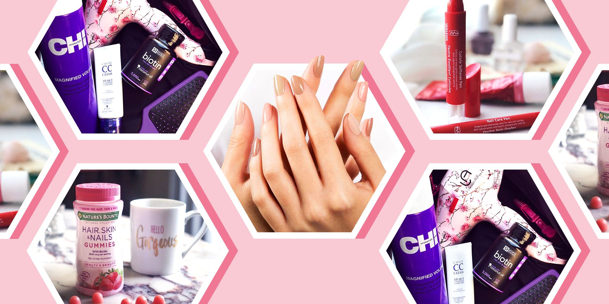 9 Best Nail Strengtheners You Need in 2018 - Nail Strengthening Vitamins