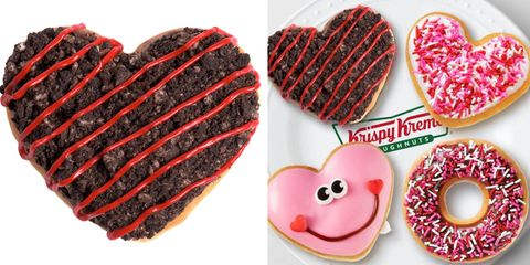Pink, Heart, Lip, Food, Beanie, Crochet, Valentine's day, Baked goods, Wool, Cuisine,