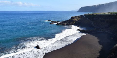 15 Beautiful Black Sand Beaches To Visit In 2018 Best