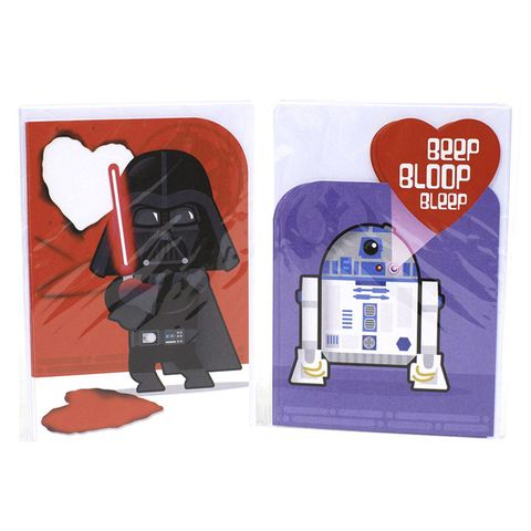 Hallmark Star Wars Valentines for Kids