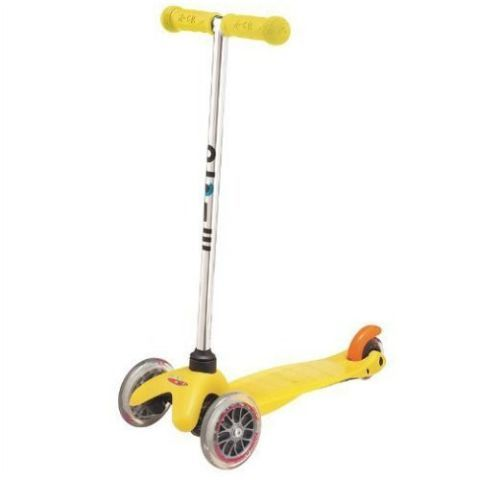 Yellow Scooter Kids