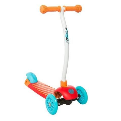Orange Blue Toddler Scooter