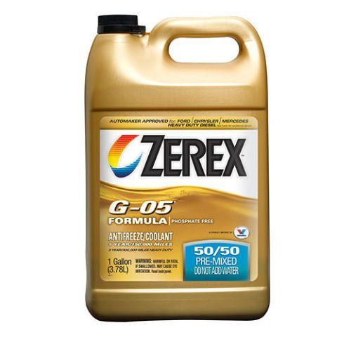 Zerex Coolant