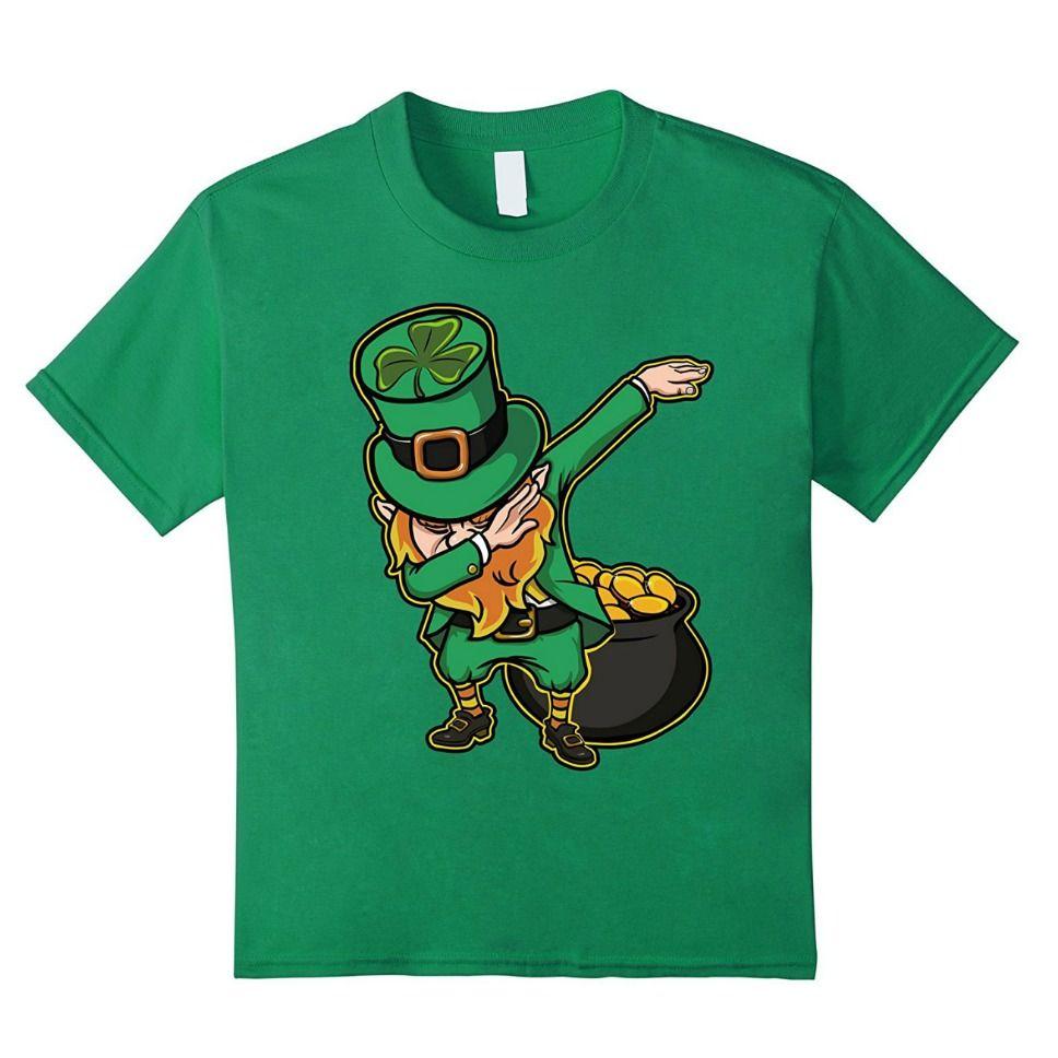 St. Patricks Day shirts for kids