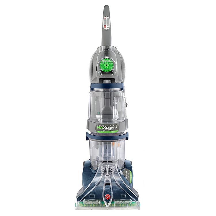 Hoover Carpet Cleaner Max Extract Dual V All Terrain Hardwood Floor and Carpet Cleaner