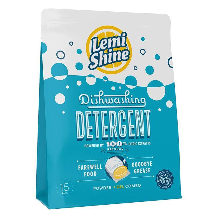Lemi Shine Dishwashing Detergent