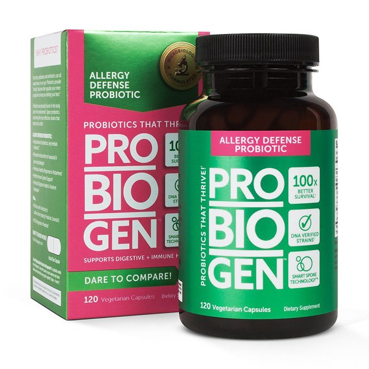 Probiogen Allergy Defense Probiotic