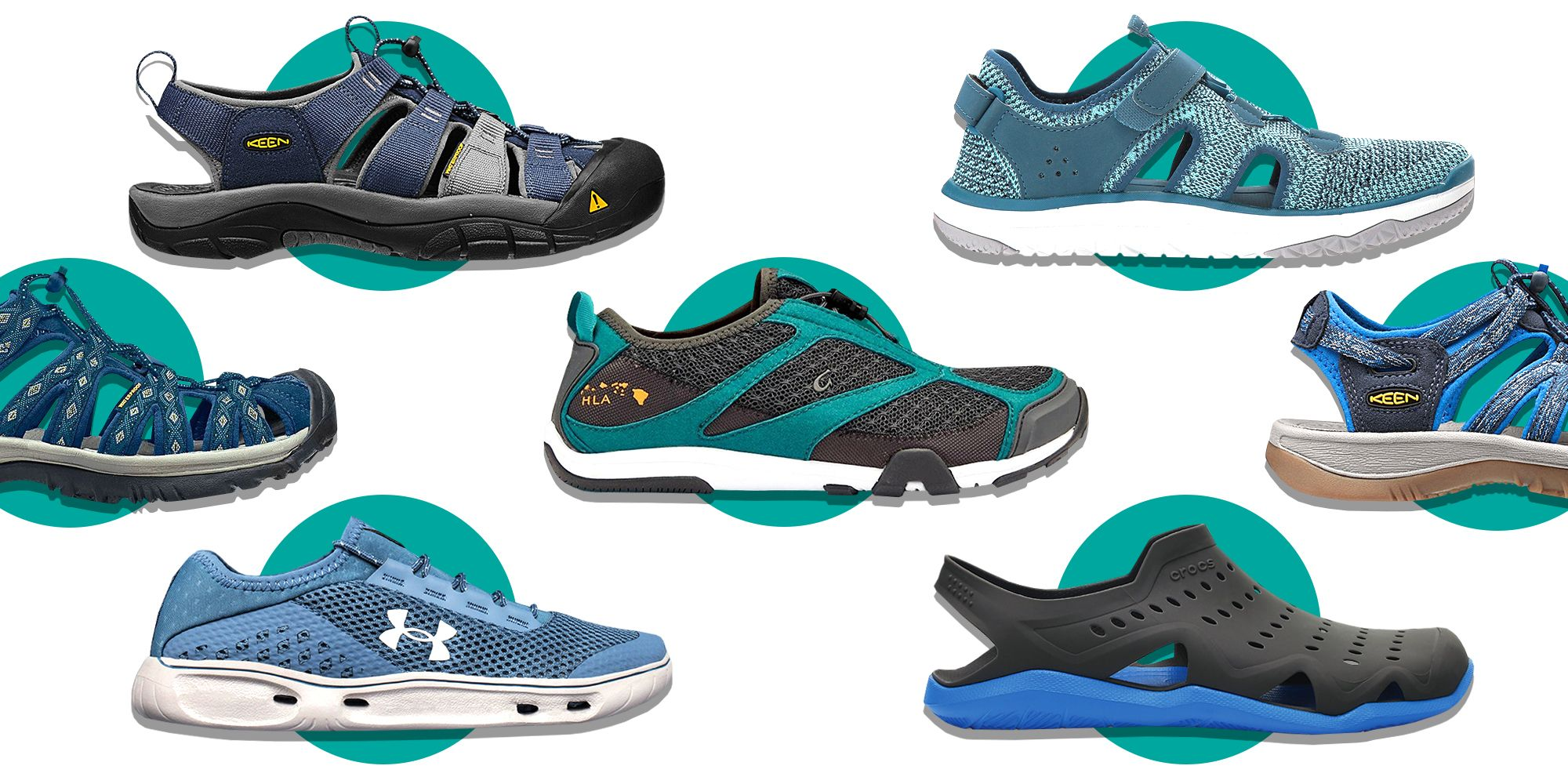 9 Best Water Shoes for 2018 - Waterproof Swimming Shoes for Men and ...