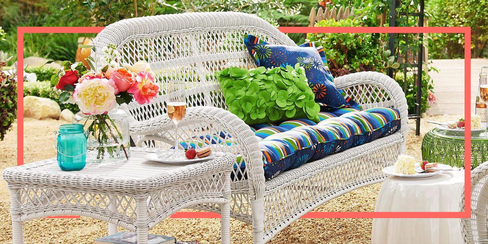 The Best Rattan Garden Furniture for Your Outdoor Patio - Wicker