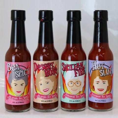 golden girl hot sauce